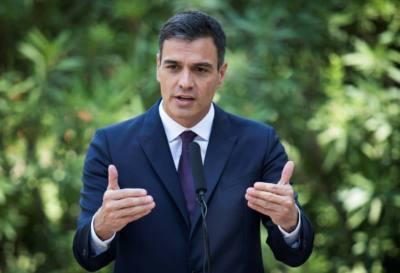 El presidente español Pedro Sánchez comenzó gira por Latinoamérica