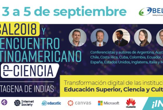 se-celebraran-dos-encuentros-de-ciencia-y-tecnologia-en-cartagena