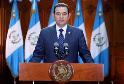 La expulsión de la CICIG en Guatemala: medida desesperada de un presidente acorralado