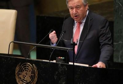 Nueva York: se realiza la 73° reunión de la ONU
