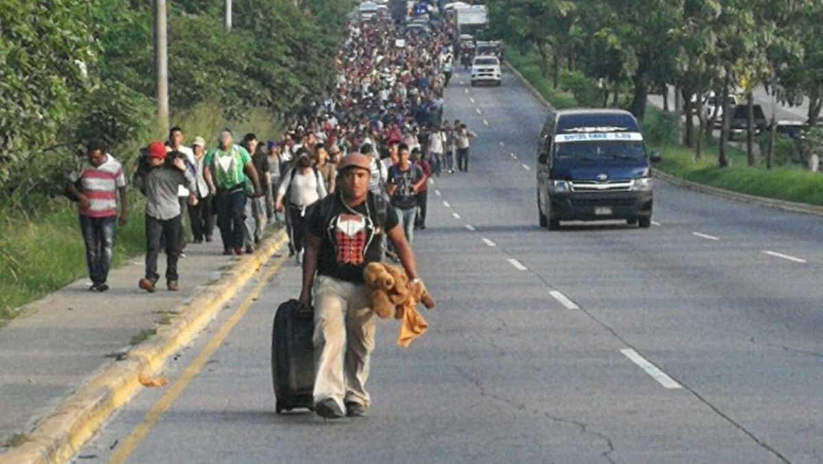 La crisis de los migrantes hondureños: 3 claves para entenderla