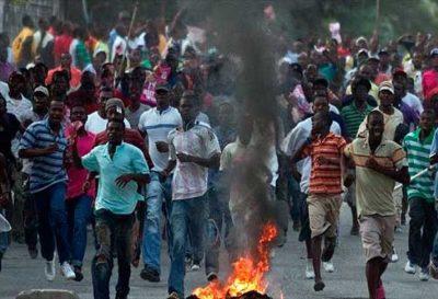 ¿Estallará Haití?