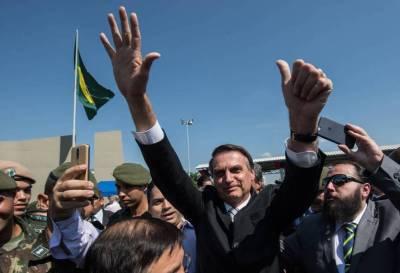 Elecciones en Brasil: Jair Bolsonaro se impuso en la primera vuelta