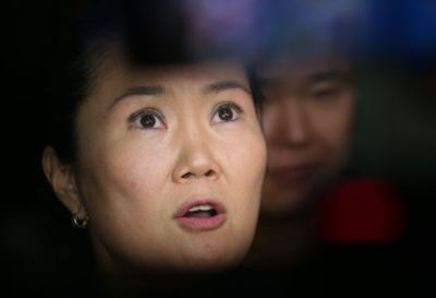 Perú: detuvieron a Keiko Fujimori por lavado de dinero