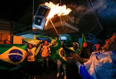 Se incrementa la violencia política en Brasil antes de la segunda vuelta electoral