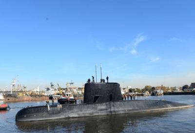 Argentina: estudian si un objeto hallado en el fondo del océano Atlántico es el submarino desaparecido hace un año