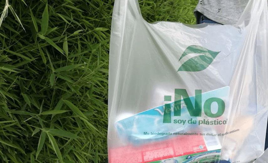En Uruguay fabricarán bolsas plásticas que se convierten en abono