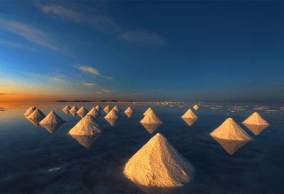 Bolivia y Alemania cooperarán en explotación de litio