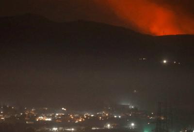 Israel confirma que atacó un depósito de armas de Irán en Siria