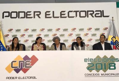 Elecciones en Venezuela: el chavismo controlará el 91% de los municipios