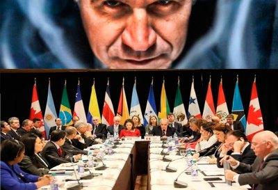 La Doctrina Estrada, el Grupo de Lima y la estrategia Manwaring en Venezuela