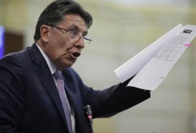 Era una salida elegante para la crisis de credibilidad del Fiscal colombiano