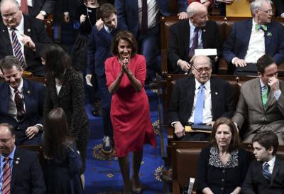 EE.UU: Nancy Pelosi presidirá la Cámara de Representantes