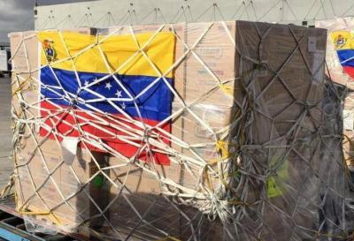 China advierte sobre el peligro del ingreso de ayuda humanitaria a Venezuela