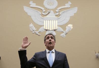 Trump es acusado de conspiración criminal ante el Congreso de EE.UU