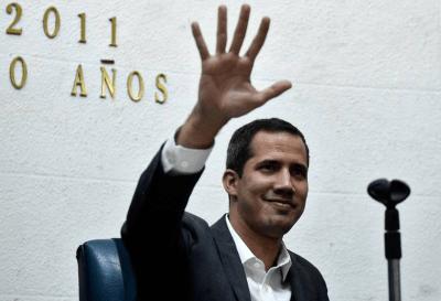Guaidó convocó a una huelga al sector público venezolano