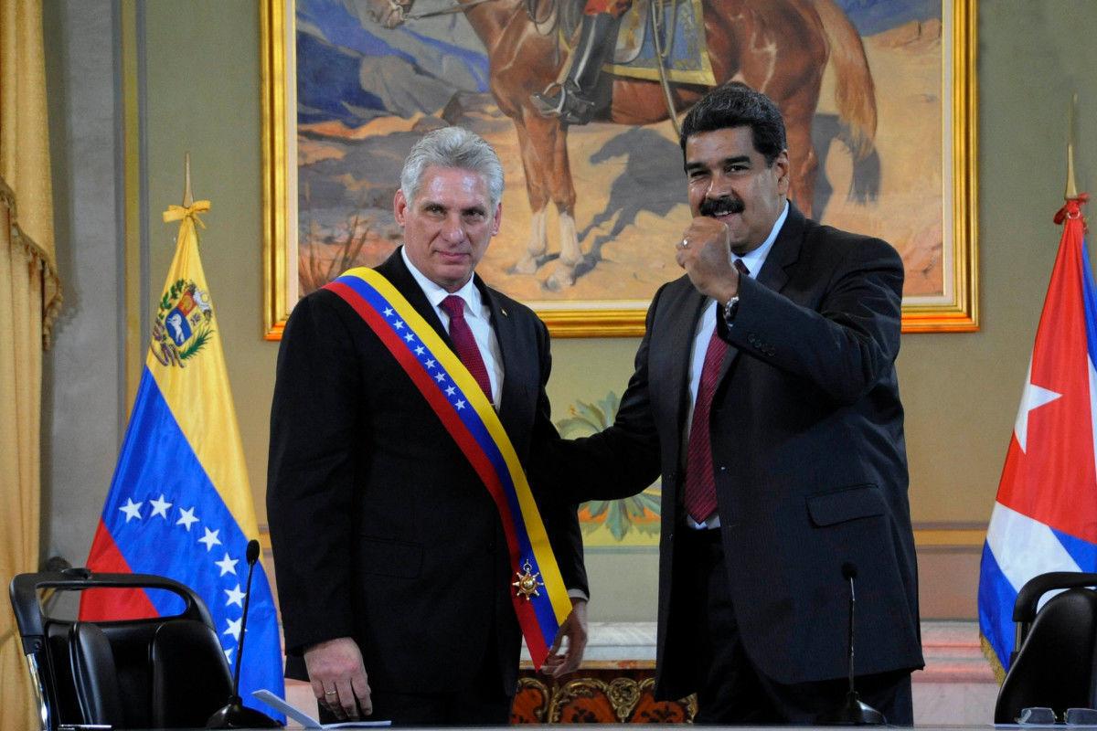 Los efectos de la crisis venezolana en Cuba