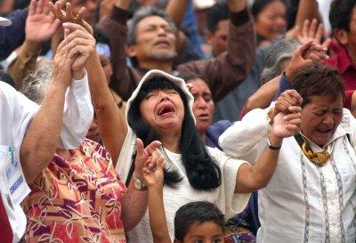 La propagación de cultos evangélicos en Latinoamérica