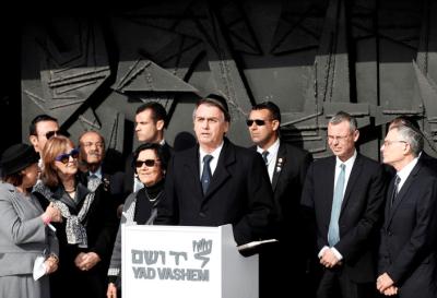 Jair Bolsonaro sostiene que el nazismo fue un movimiento de izquierda