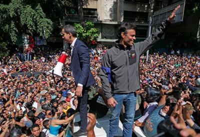 """Las dudas que deja la """"Operación libertad"""""""