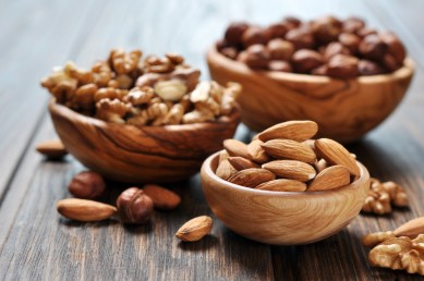 Are walnuts or almonds healthier?