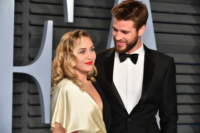 Did Miley Cyrus and Jennifer Lawrence they fought for the love of Liam Hemsworth?