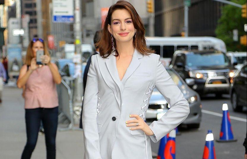 bkg ahoc190508 002 e1557329814655 - ¿Por qué quiere cambiar Anne Hathaway su nombre artístico?