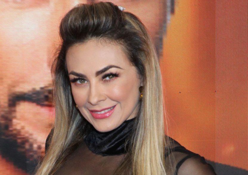 aracely e1569164955181 1 - Con un video, Aracely Arámbula recuerda sus fotos más sexys en bikini