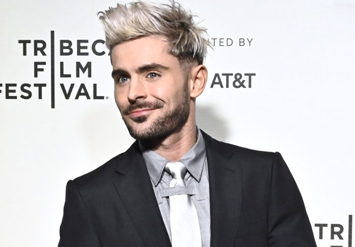 The 5 women of Zac Efron sexiest