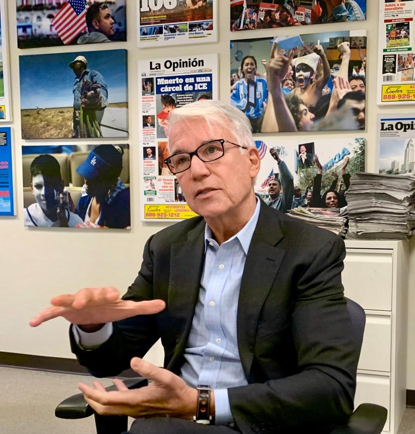 img 9976 1 - George Gascón: 'Voy contra el racismo sistemático' en el sistema carcelario