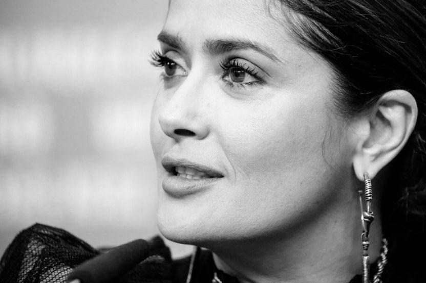 """GettyImages 1215112042 - Salma Hayek recordó a Prince en su cumpleaños: """"Extraño nuestras conversaciones de dos horas"""""""