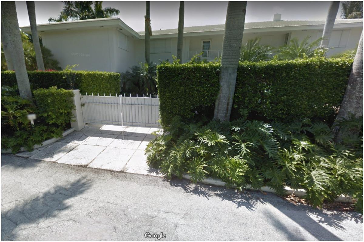 Jeffrey Epstein Mansion