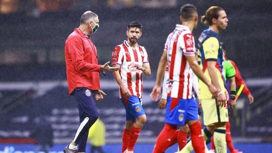 Bofo critica a Chivas