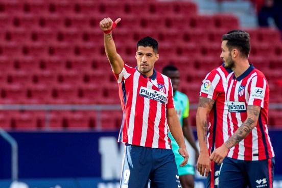 Luis Suárez se estrenó como lo que es, una leyenda.