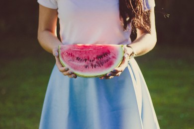 Discover the healing power of watermelon