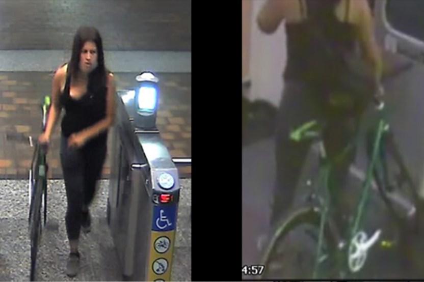 78cb9dab0b926515c2e6d69e7c15b4ca21bd0033 1 - Imágenes: Buscan a la mujer que mató a puñaladas a empleado del metro de Los Ángeles