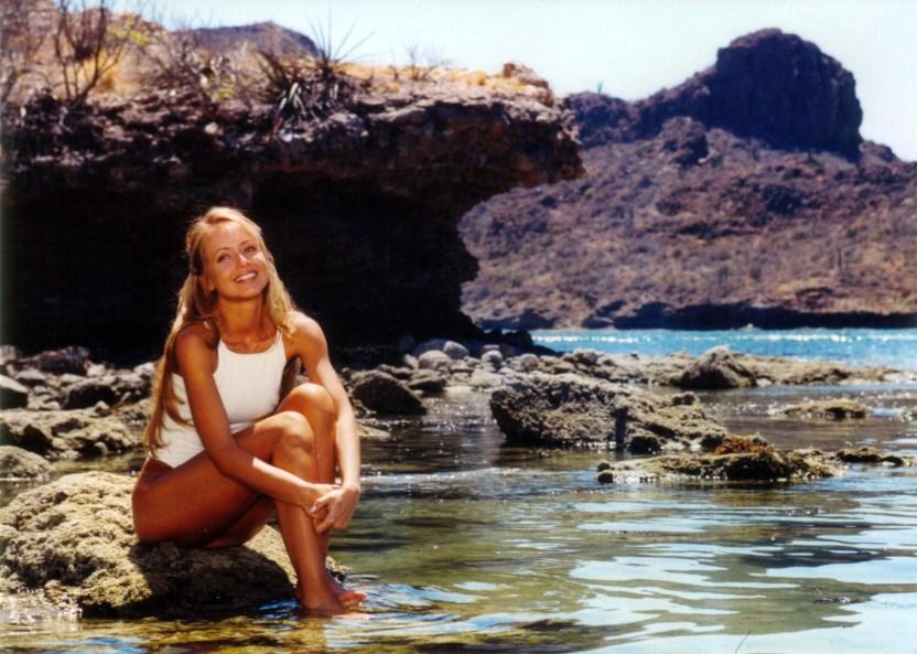 191 05 6 - Así lucía Gabriela Spanic hace más de 20 años