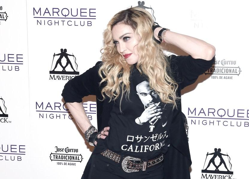 GettyImages 494402416 - Así es como Madonna ha logrado burlar la celulitis a sus 62 años