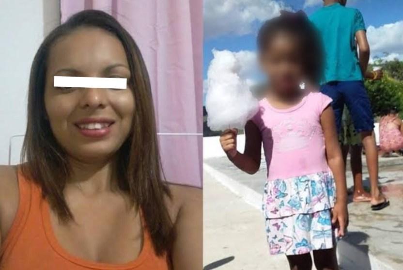 Madre mata a su propia hija y le saca los ojos y la lengua  - Madre mata a su propia hija y le saca los ojos y la lengua