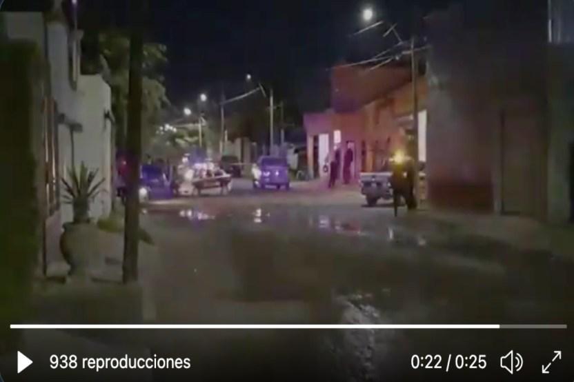 VIDEO  Este el lugar donde mataron al estilo narco a cantantes de disquera de Christian Nodal - VIDEO: Aquí mataron al estilo narco a cantantes de disquera de Christian Nodal