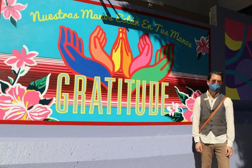 IMG 0158 - Develan mural 'Gratitud' en el Consulado de México en Los Ángeles