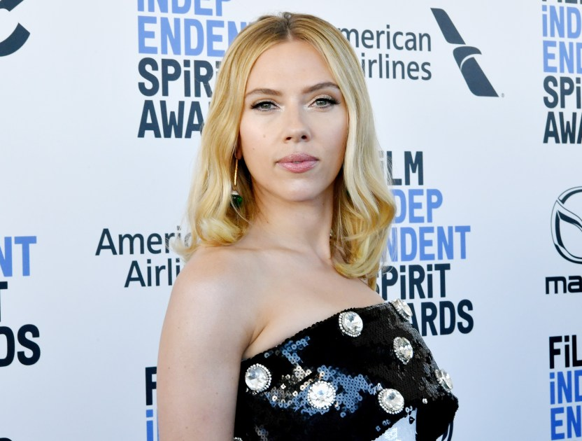 scarlettjohansson getty - Surge la doble de Scarlett Johansson en las redes y causa sensación; mira y compara