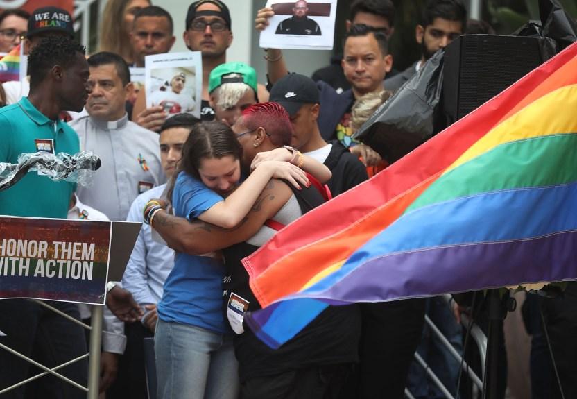 GettyImages 971734168 - Biden condena el odio contra la comunidad LGTBQ+ en aniversario del tiroteo de Pulse