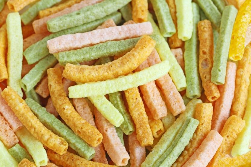 """snacks veggie shutterstock 267446765 - 6 alimentos ultraprocesados que se venden como """"light"""" y """"saludables""""… y no lo son"""