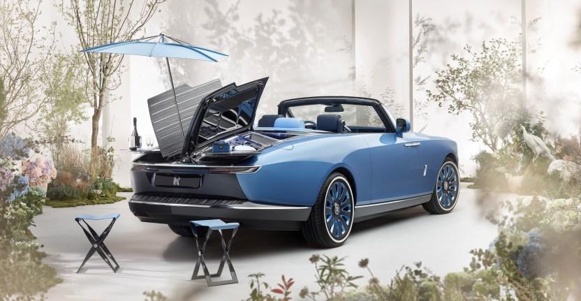 rolls royce boat tai - Los 5 autos mas caros del mundo en 2021: cuestan millones de dólares