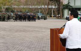 La seguridad, la tranquilidad y la paz de Quintana Roo no se negocia con nadie: Carlos Joaquín