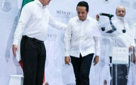 Exculpa Osorio Chong a Borge por violencia en QR