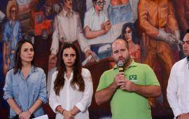 Pepe De la Peña se anota para candidatura en Cancún por el PVEM-PRI