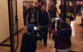 Detiene PGR a Javier Duarte; Borge aún sin orden de aprehensión