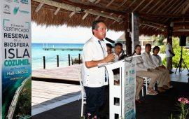 Diversificar para lograr que el desarrollo turístico crezca con orden y sustentabilidad: Carlos Joaquín